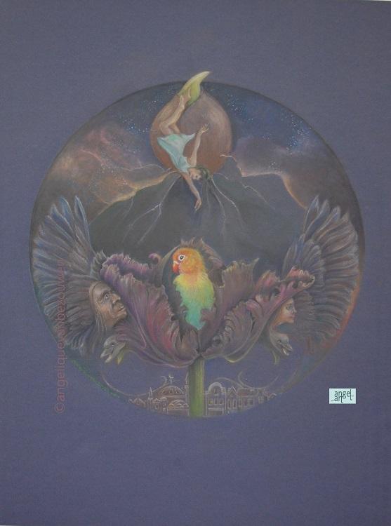 parrot tullip