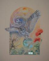 eagle owl parrot