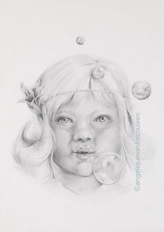 Spirit guide child