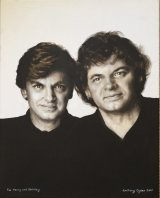 THE EVERLY BROTHERS.     Acrylic