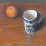 China Mug and Tangerine