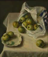 Auntie Betty's Apples.  SOLD