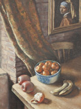Still Life with Vermeer's