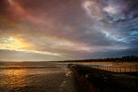 Dawn at Gorleston Breakwater