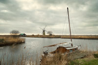 St. Benets Mill, Thurne