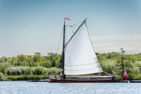 Norfolk Wherry 1