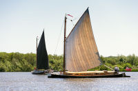 Norfolk Wherry 11