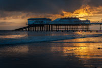 Cromer Pier at Sunrise