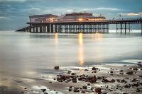 Cromer Pier Smoothe Sea