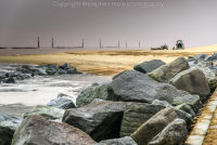 Rocks at Sea Palling
