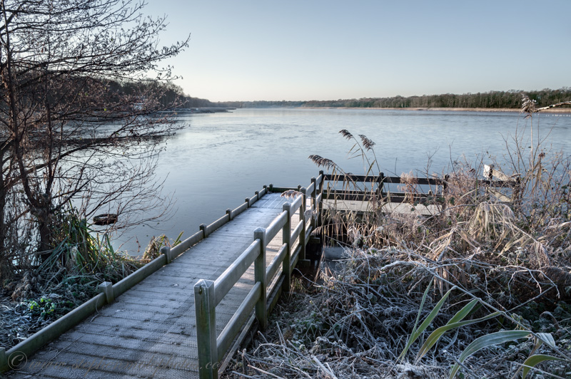 Jetty to Rollesby Broad