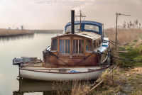 Traditional Broads Cruiser