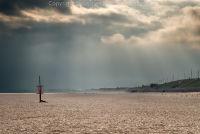 Impendin Storm on Gorleston Beach