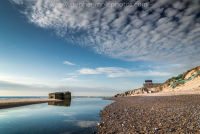 Hemsby Beach and Pillbox