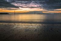 Dawn reflections at Sea Palling