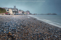 Cromer Pier, Beach and Church