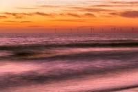 Sunrise at Hemsby