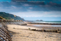 Overstrad beach looking towards Cromer