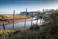 Blakeney Quay Poles
