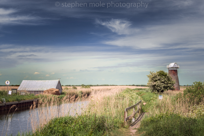 Windmill at West Somerton