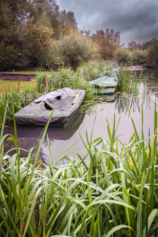 Boats at Barton Turf