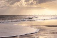 Golden dawn at Hemsby