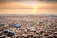 Pebbly Beach sunrise at Hemsby