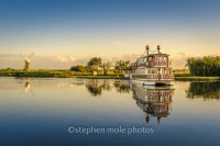 Southern Comfort at Thurne
