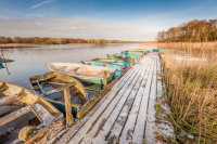 Jetty at Filby Broad