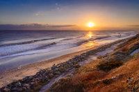 Sunrise at Scratby