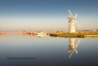 Thurne Muill reflection