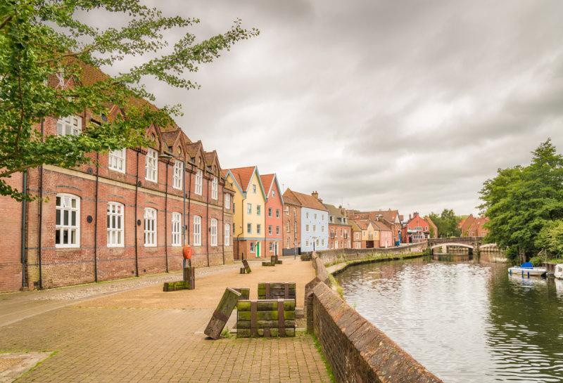 River Wensum, Norwich 1