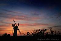 Thurne Mill Sunset