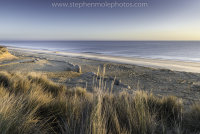 Hemsby Beach from the Dunes