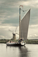The Wherry Albion (De saturated)