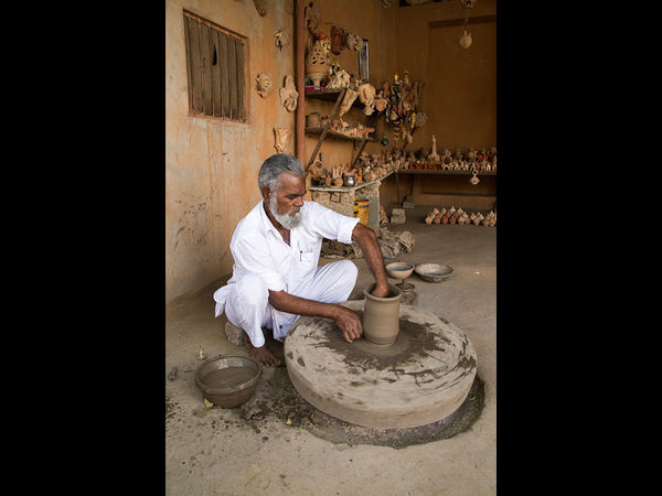 The Indian Potter
