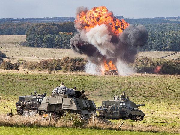 Battlefield Exercise