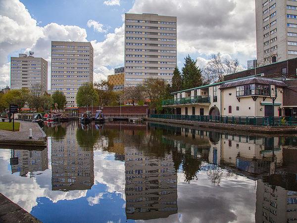Birmingham Reflections