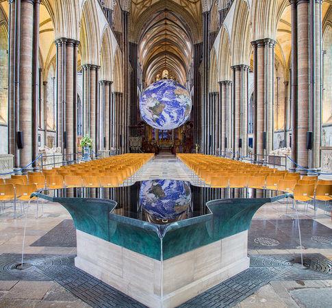 Gaia Salisbury Cathedral