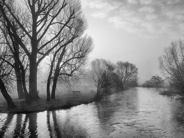 River Avon at dawn