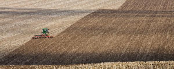 Ploughing Patterns