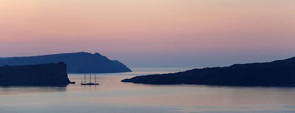 Santorini Calm