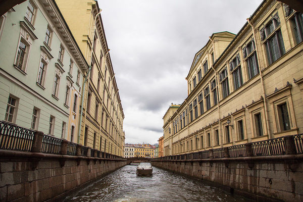 St. Petersburg Waterways