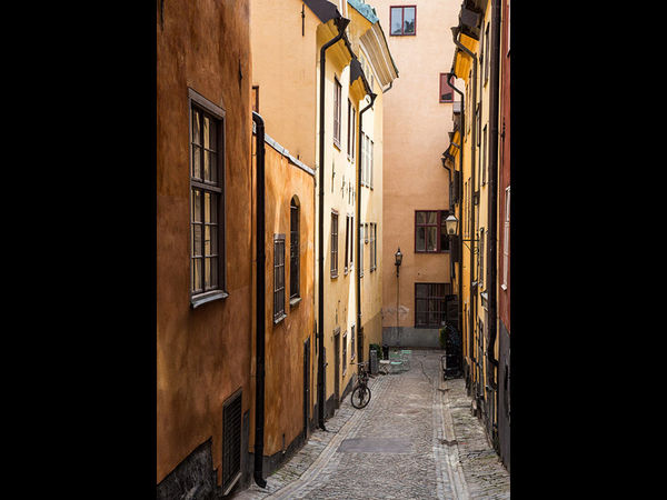 Stockholm, Old City Streets