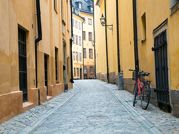 Stockholm, Old Quarter
