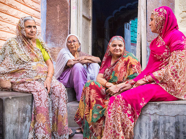 The Ladies of Jodphur