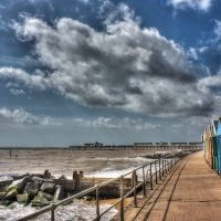 Beach Huts and Pier 2