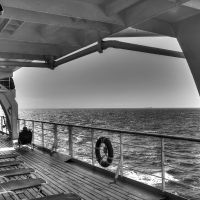The North Sea awaits