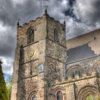 Tutbury Church 2