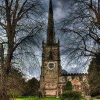Repton Church